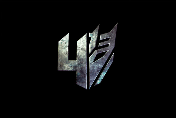 Transformers 4 - Logo