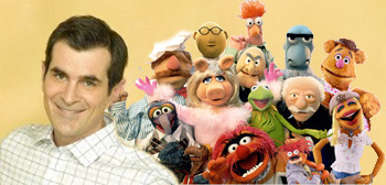 Ty Burrell / Muppets