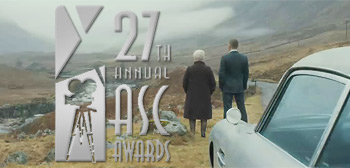 Skyfall ASC Award
