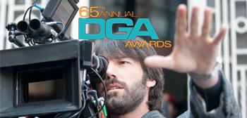 DGA Nominations 2012