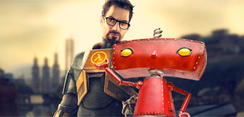Half-Life Bad Robot