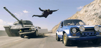 Fast & Furious 6 Sound Off
