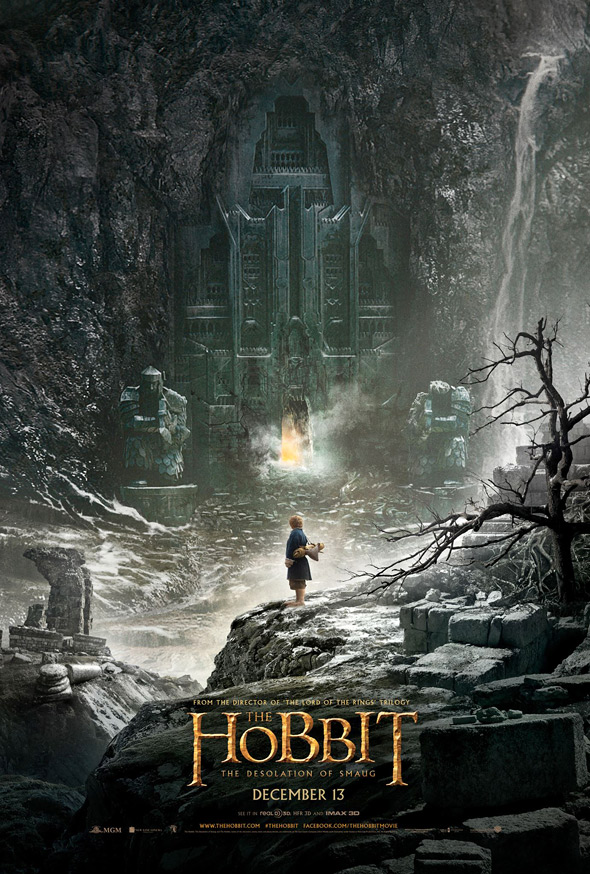 First The Hobbit: The Desolation of Smaug Poster