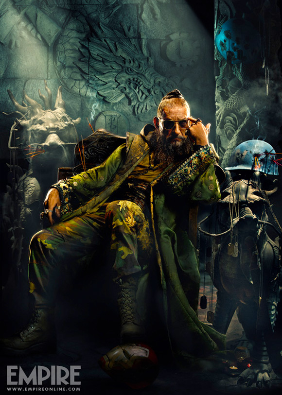 The Mandarin - Iron Man 3