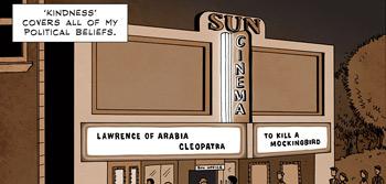 Roger Ebert Comic