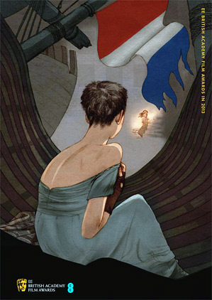 Jonathan Burton - Les Miserables BAFTA