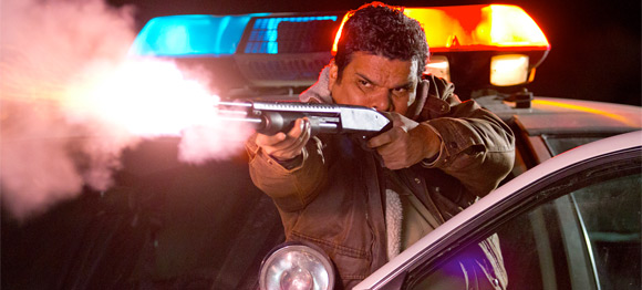 Luis Guzmán in The Last Stand