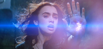 Mortal Instruments: City of Bones Trailer