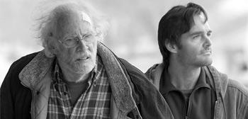 Bruce Dern & Will Forte in Nebraska