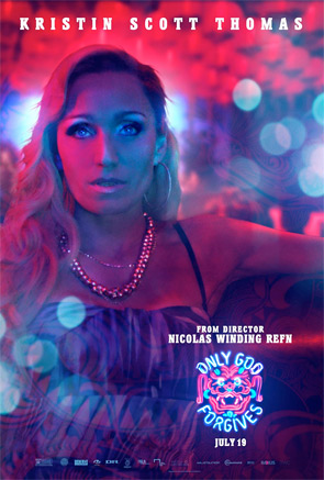 Only God Forgives - Kristin Scott Thomas