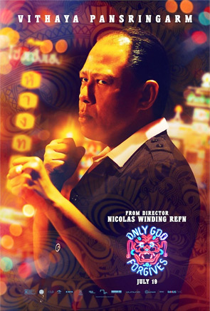 Only God Forgives - Vithaya Pansringarm