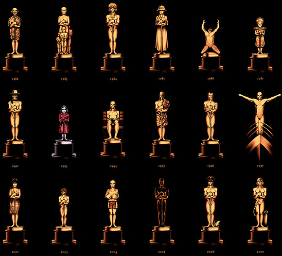85th Academy Awards Poster Close-Up