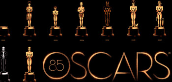 Olly Moss Oscars Poster