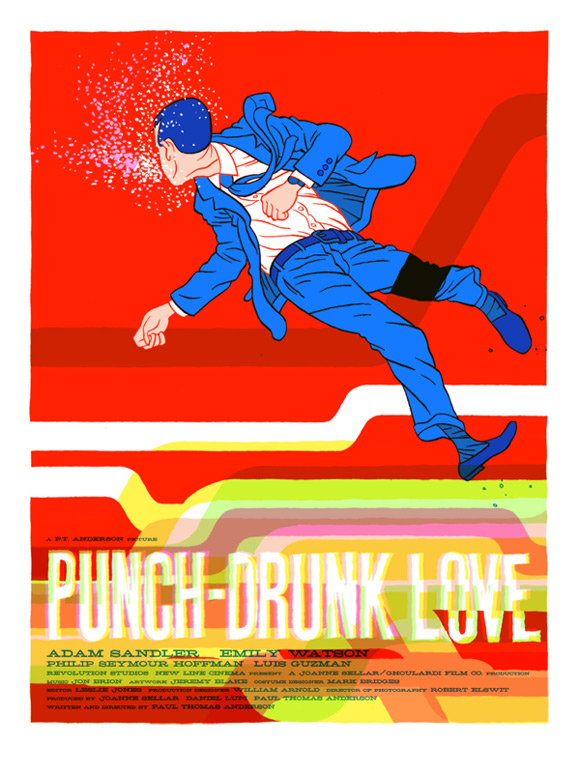 PTA Mondo - Punch Drunk Love