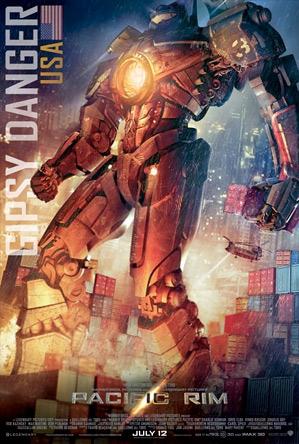 Pacific Rim Poster - USA