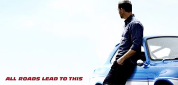 Fast &#038; Furious 6 Poster