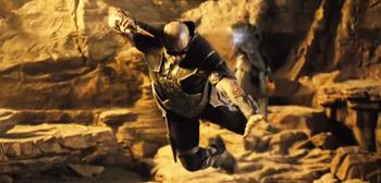 Riddick Teaser
