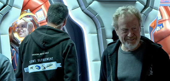 Ridley Scott on Prometheus