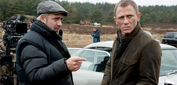 Sam Mendes James Bond