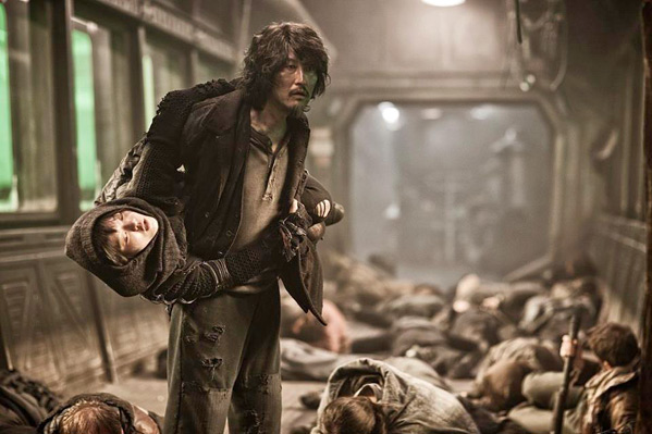 Snowpiercer First Photo