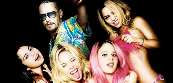 Vanessa Hudgens in Spring Breakers