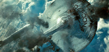 Star Trek Into Darkness Super Bowl Spot