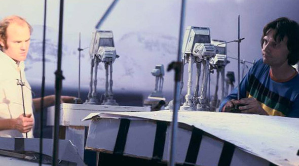 Star Wars Behind-the-Scenes
