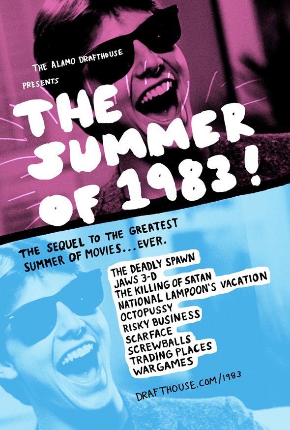 Summer of 1983 Poster