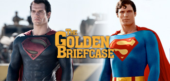 The Golden Briefcase - Superman
