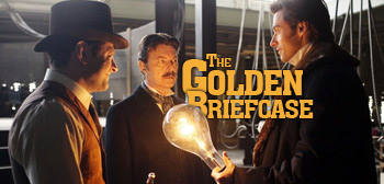 The Golden Briefcase 158 - Magician's Craft