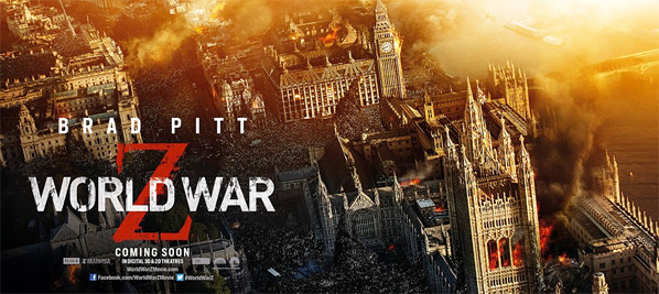 World War Z London