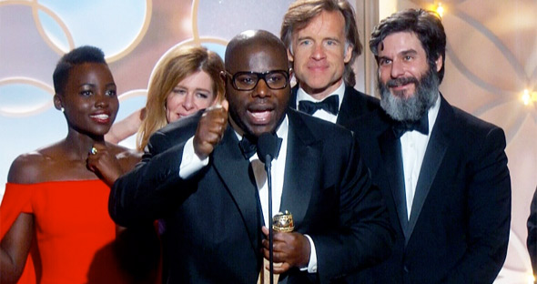 12 Years a Slave Golden Globes