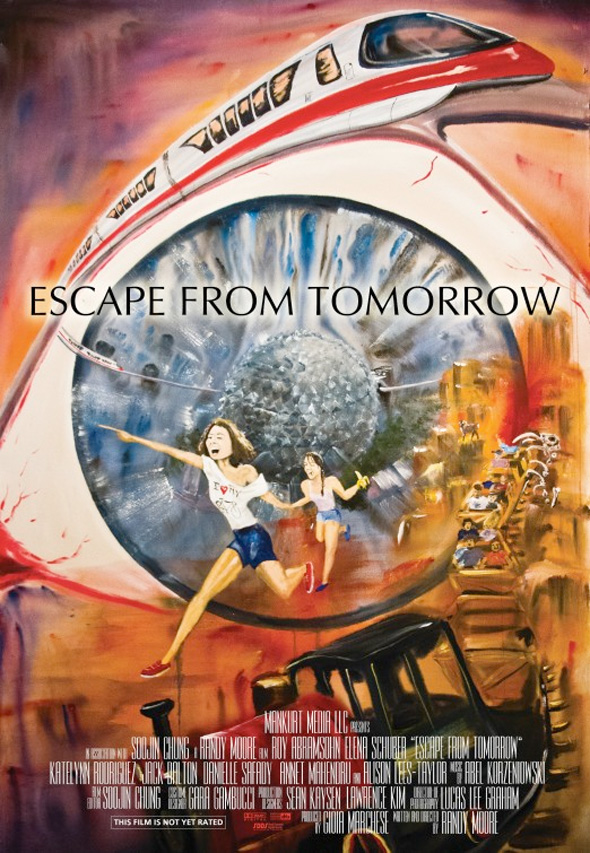 Escape of Tomorrow