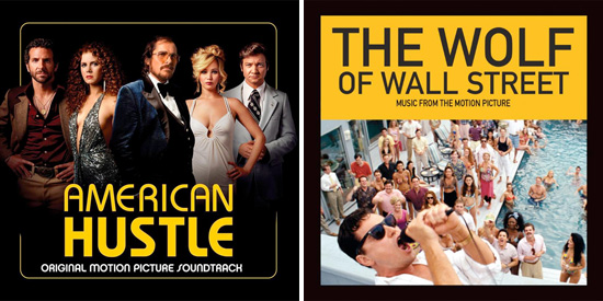 American Hustle / Wolf of Wall Street