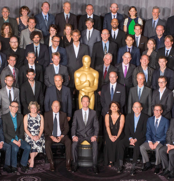 87th Academy Awards Class Photo