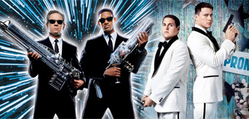 Men in Black / Jump Street