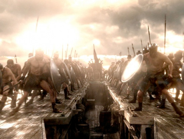300: Rise of an Empire - First Look - Warriors