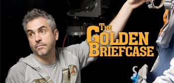 The Golden Briefcase - Alfonso Cuaron