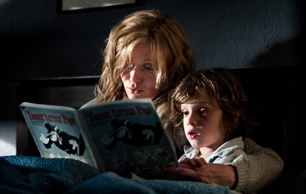 The Babadook First Look Photos