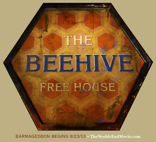 The Beehive - Virtual Pub Crawl