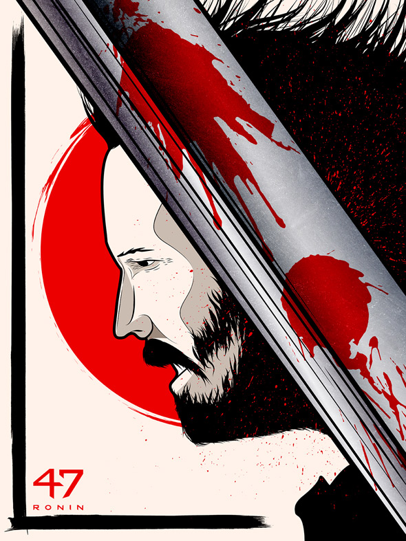 47 Ronin Fan Art