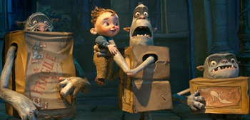Laika's The Boxtrolls