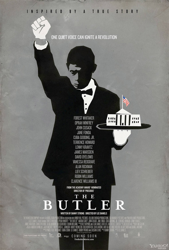 The Butler Poster Artistic