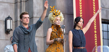 The Hunger Games: Catching Fire Sound Off
