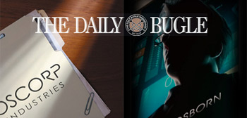 The Daily Bugle Oscorp Story