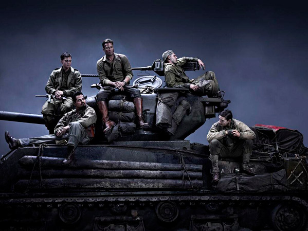 First Look at David Ayer's Fury