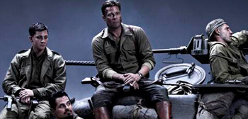 David Ayer's Fury First Look