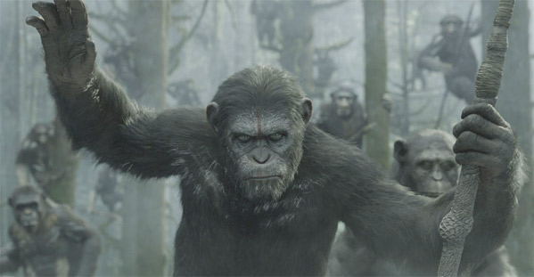 Dawn of the Planet of the Apes First Look