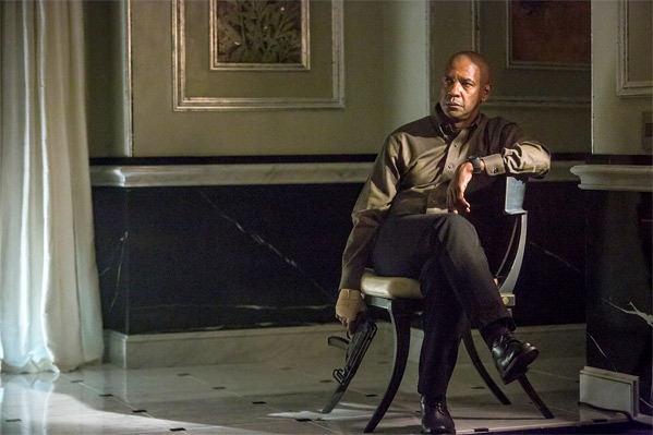 Denzel Washington in The Equalizer