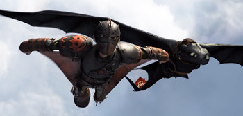 Watch: First Teaser Trailer for 'How to Train Your Dragon 2' is Here